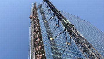 Warsaw UNIT – projekt konstrukcji budynku wysokiego h=200m